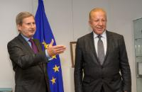 Visit of Behgjet Pacolli, Kosovan First Deputy Prime Minister and Minister for Foreign Affairs, to the EC