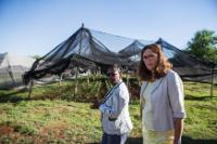 Visit by Cecilia Malmström, Member of the EC, to South Africa
