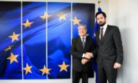 Visit of Eoghan Murphy, Irish Minister of State for Housing, Planning and Local Government, to the EC