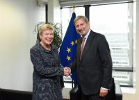Visit of Rose E. Gottemoeller, Deputy Secretary General of NATO, to the EC