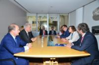 Visit of Dimitris Avramopoulos, Member of the EC, to Morocco