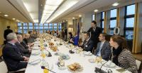 Participation de Vĕra Jourová, membre de la CE, à l'événement 'Un avenir meilleur pour les consommateurs'