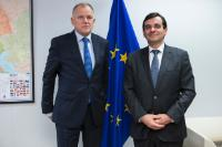 Visit of Adalberto Campos Fernandes, Portuguese Minister for Health, to the EC