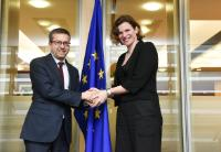 Visit of Mariana Mazzucato, Professor in the Economics of Innovation and Public Value at the University College London (UCL) and Director of Institute for Innovation and Public Purpose (IIPP) at UCL, to the EC