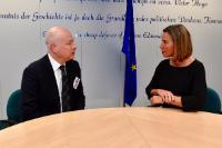Visit of Jason D. Greenblatt, US Special Representative for International Negotiations, to the EC