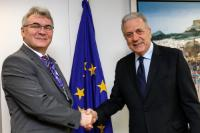 Visit of Detlef Schroeder, Executive Director of the European Union Agency for Law Enforcement Training (CEPOL), to the EC