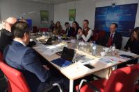 Visit of a delegation of Directors of European agencies from the transports sector, to the EC