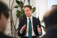 Participation of Jyrki Katainen, Vice-President of the EC, at the Rasmussen Global event on investment screening