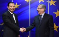 Visit of Nguyen Xuan Cuong, Vietnamese Minister for Agriculture and Rural Development, to the EC