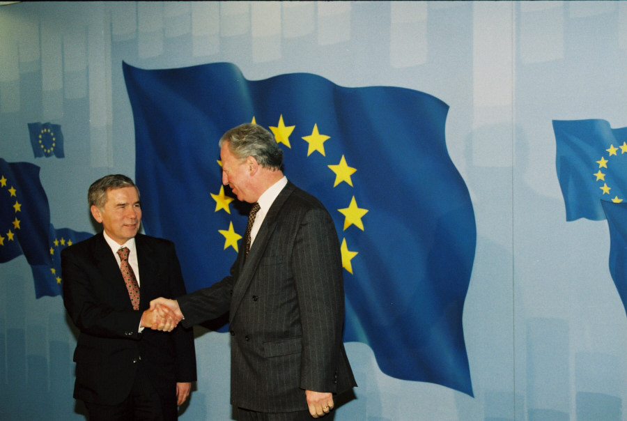 Visit of Gyula Horn, Hungarian Prime Minister, to the EC