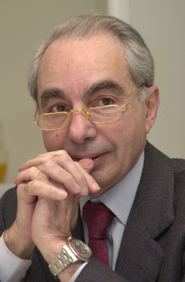 Giuliano Amato, Vice-Chairman of the Convention on the future of Europe