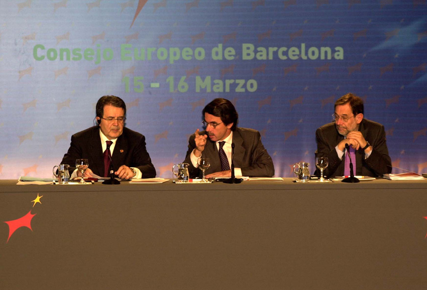 European Council of Barcelona, 15-16/03/2002