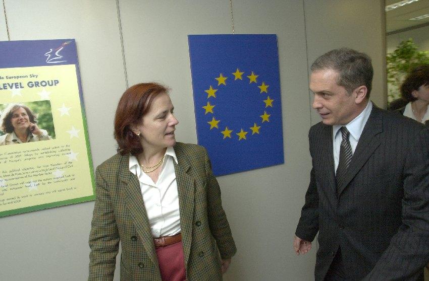 Visite de Milko Kovachev, ministre bulgare de l'Energie et des Ressources énergétiques, à la CE