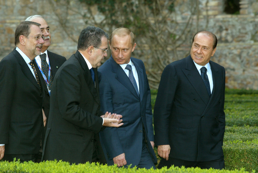 EU/Russia Summit, 05/11/2003