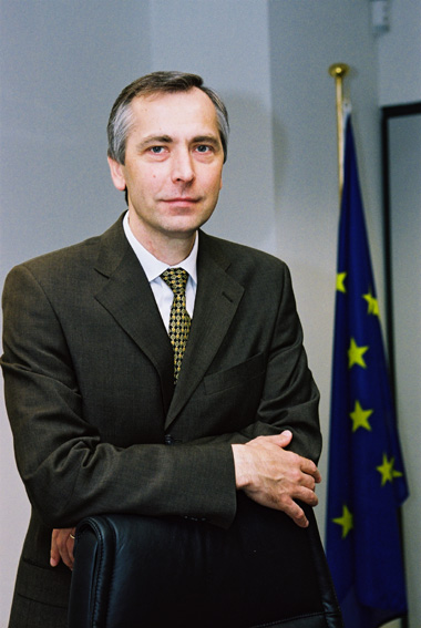 Ján Figel', Member of the EC