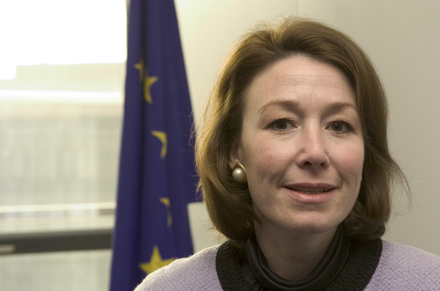 Visit of Safra Catz, Chairwoman of Oracle Corporation, to the EC