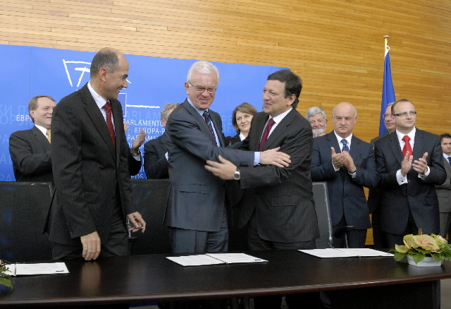 Participation of José Manuel Barroso, President of the EC, in the launch of the European Maritime Days