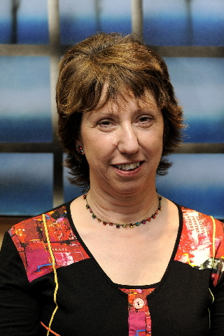 Visit of Catherine Ashton, Member designate of the EC, to the EC