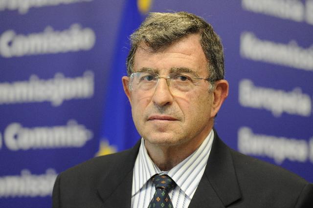 Visite de Corrado Calabrò, président de l'Autorità per le Garanzie nelle Comunicazioni (Agcom), à la CE