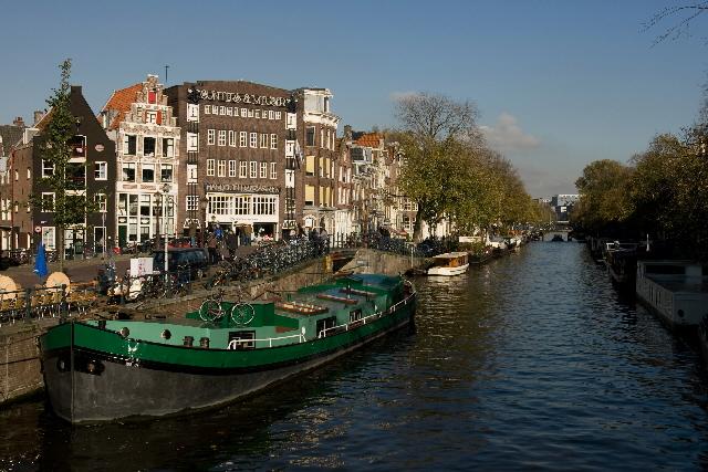 Les capitales de l'UE: Amsterdam