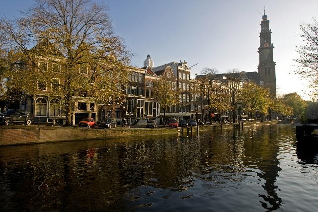 The EU Capitals: Amsterdam
