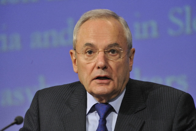 Press conference by Jacques Barrot, Vice-President of the EC, on the establishment of a European Asylum Support Office