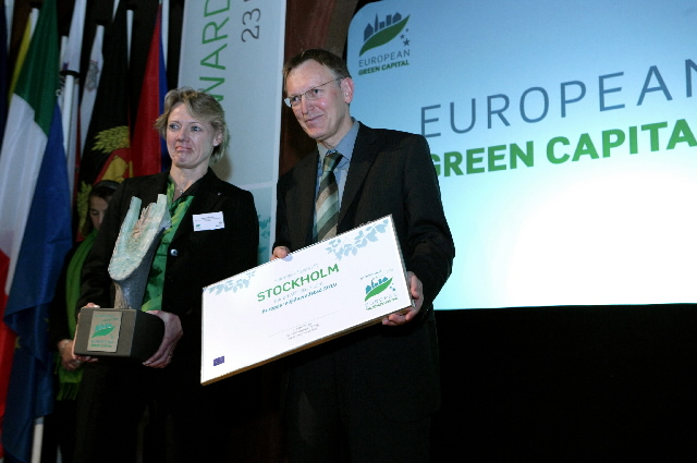 The European Mobility Week and European Green Capital Awards