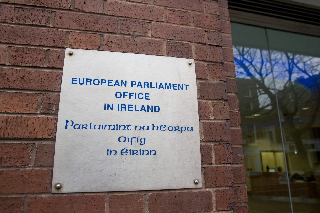 The capitals of the EU: Dublin