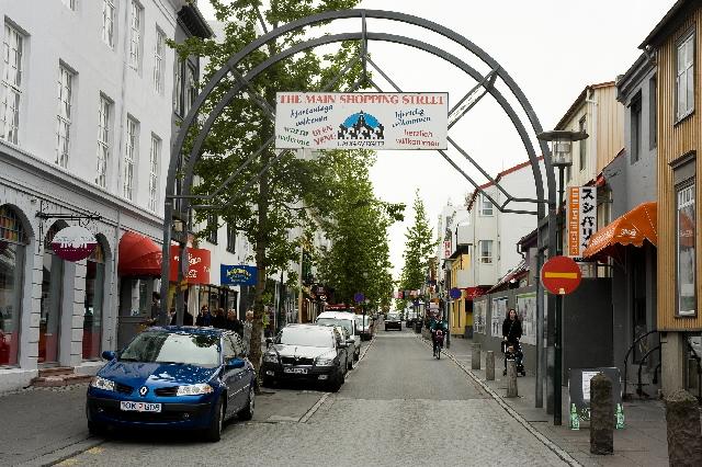 Reykjavík: the capital of Iceland