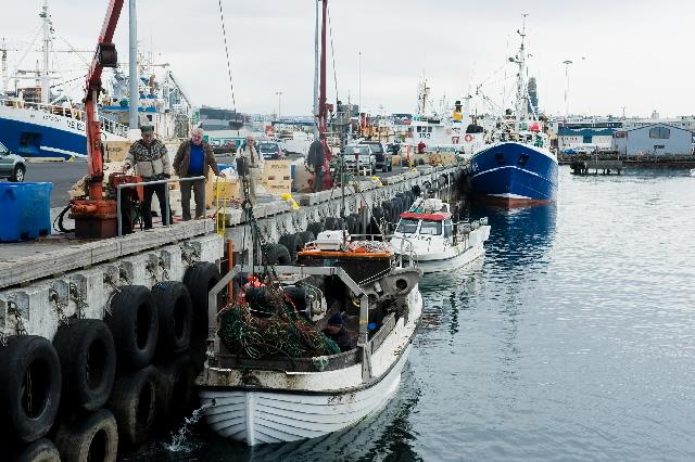 Reykjavík, capitale de l'Islande