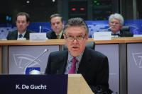 Hearing of Karel De Gucht, Member of the EC, at the EP