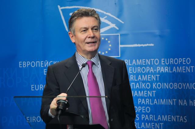 Audition de Karel De Gucht, membre de la CE, au PE