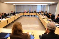 Visit of Connie Hedegaard, Member of the EC, to New York
