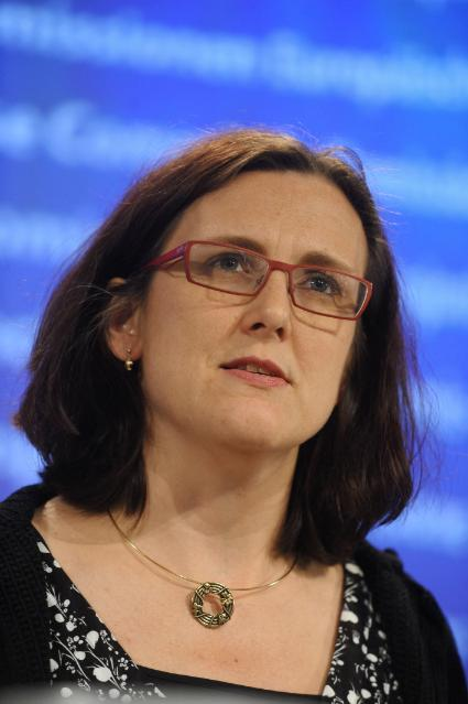 Press conference by Cecilia Malmström, Member of the EC, on the Terrorist Financing Tracking Programme (TFTP)