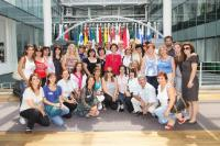 Visit of a delegation of Cypriot Teachers to the EC