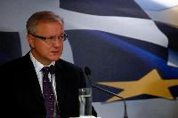 Visit of Olli Rehn, Member of the EC, to Greece