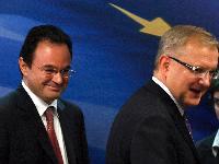 Visit of Olli Rehn, Member of the EC, to Greece