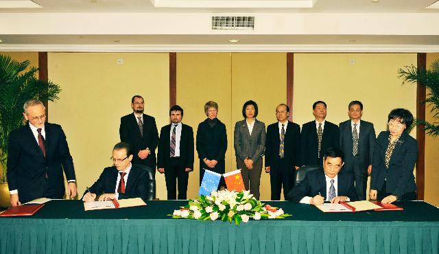 3e dialogue économique et commercial de haut niveau UE/Chine, 20-21/12/2010