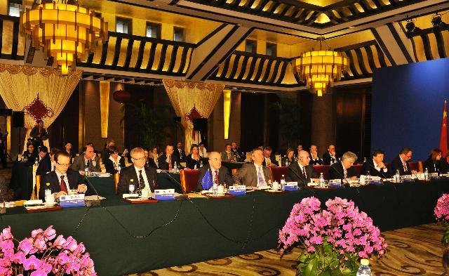 3rd EU/China High Level Economic and Trade Dialogue, 20-21/12/2010