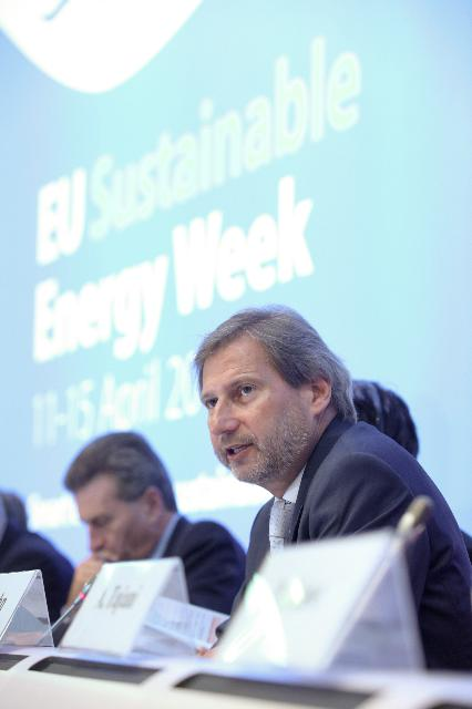 EU Sustainable Energy Week 2011
