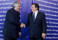 Visit of Fernando Lugo, President of Paraguay, to the EC