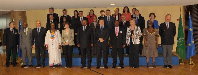 5th EU/African Union Commission meeting, 01/06/2011