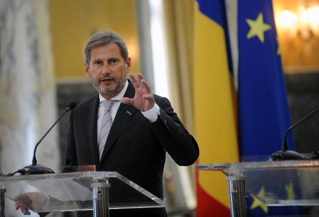 Johannes Hahn - Credit © European Union, 2011