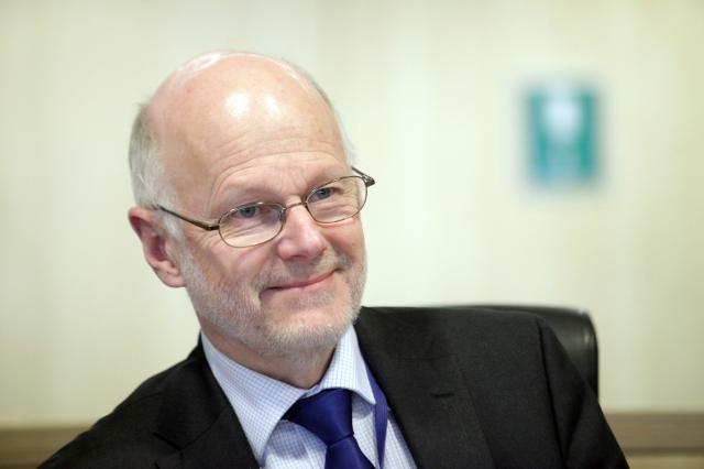 Staffan Nilsson, President of the European Economic and Social Committee (EESC)