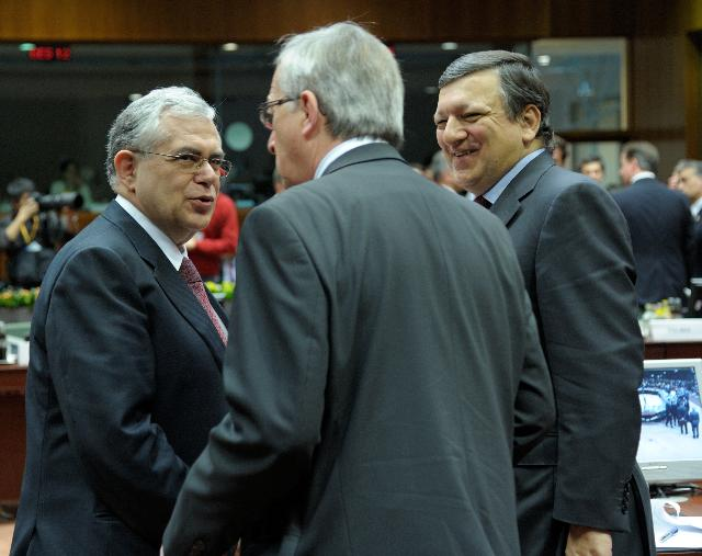 Brussels informal European Council, 30/01/2012