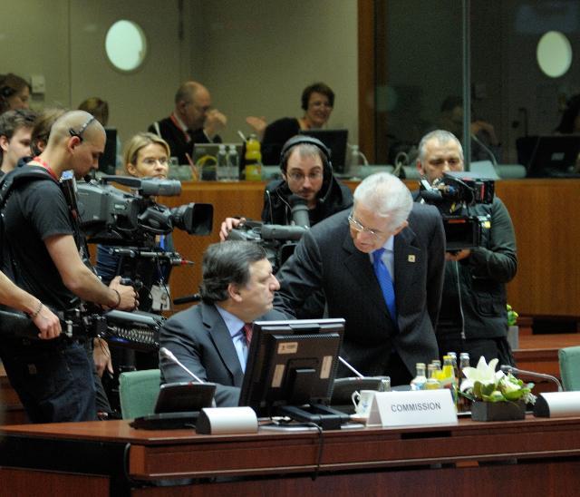 Conseil européen informel, 30/01/2012