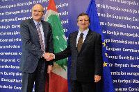 Visit of Najib Mikati, Lebanese Prime Minister, to the EC