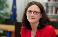 Cecilia Malmström, Member of the EC in charge of Trade - Sweden