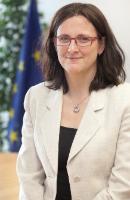 Cecilia Malmström, membre de la CE