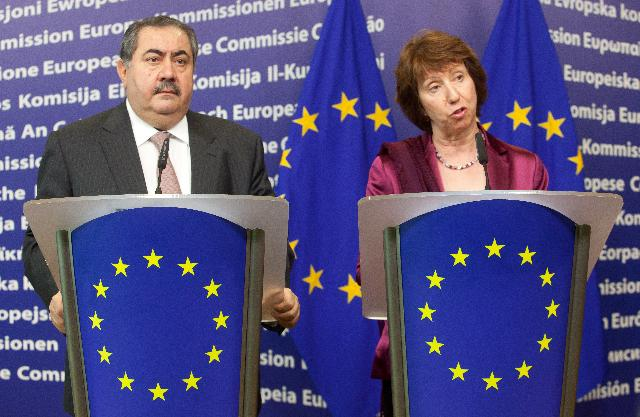 Visit of Hoshyar Zebari, Iraqi Minister for Foreign Affairs, to the EC